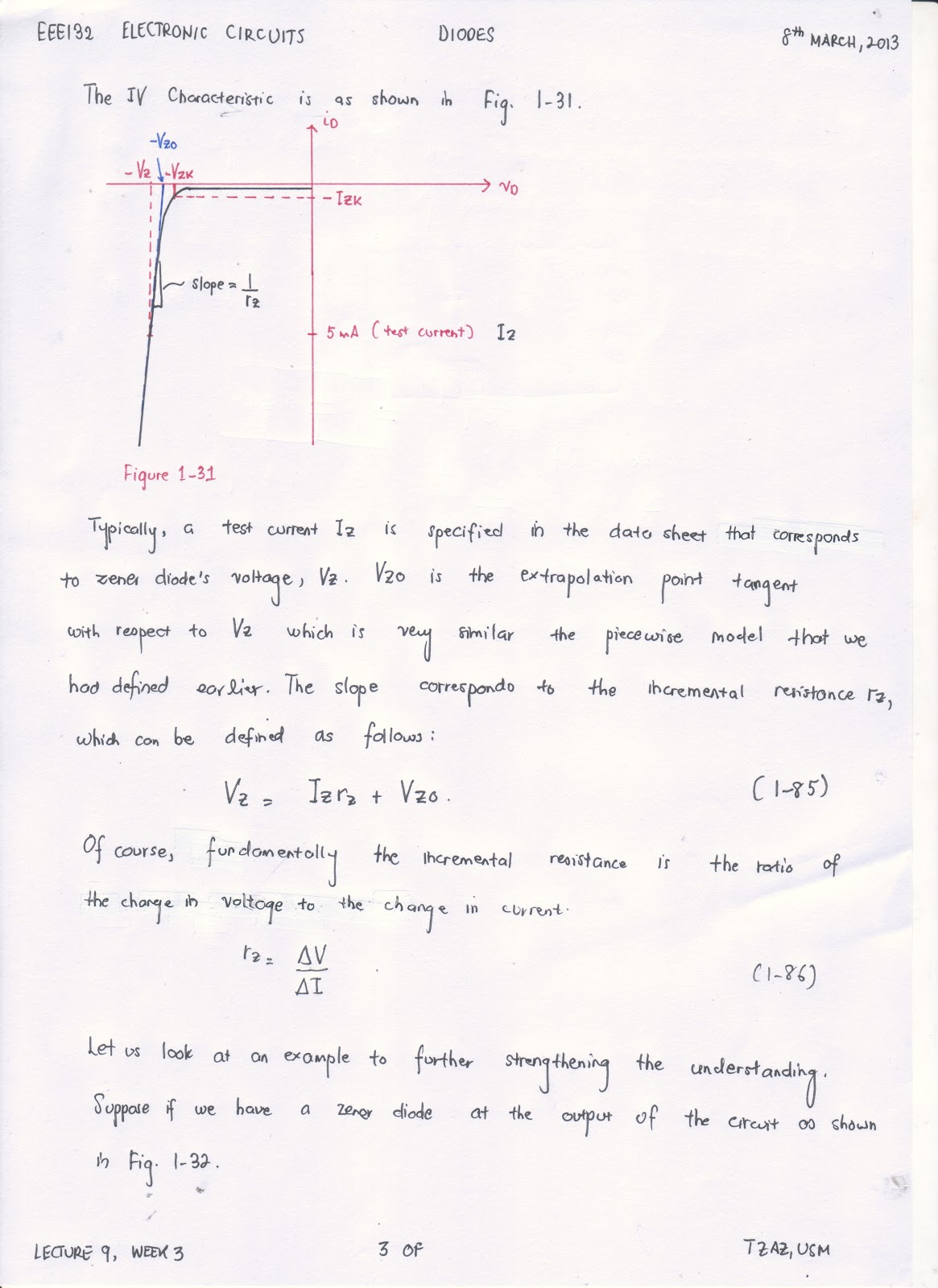eee 305 lecture notes