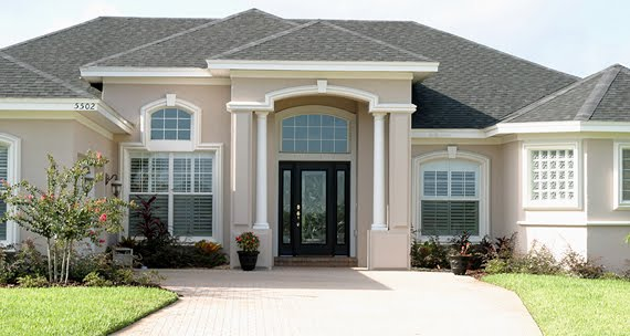 Exterior house paint colors popular home interior - Exterior paint for home minimalist ...