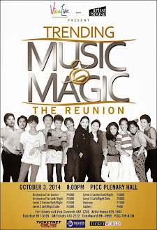 Trending: Music & Magic The Reunion