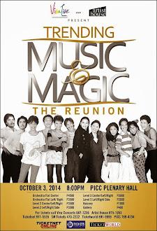 Trending: Music & Magic The Reunion