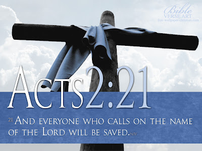 Acts 2:21 Bible Quote