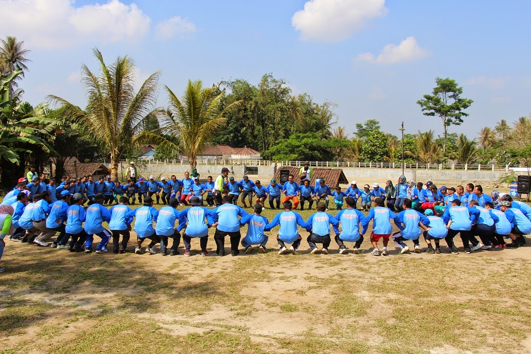 Capacity Building Outbound Jogja