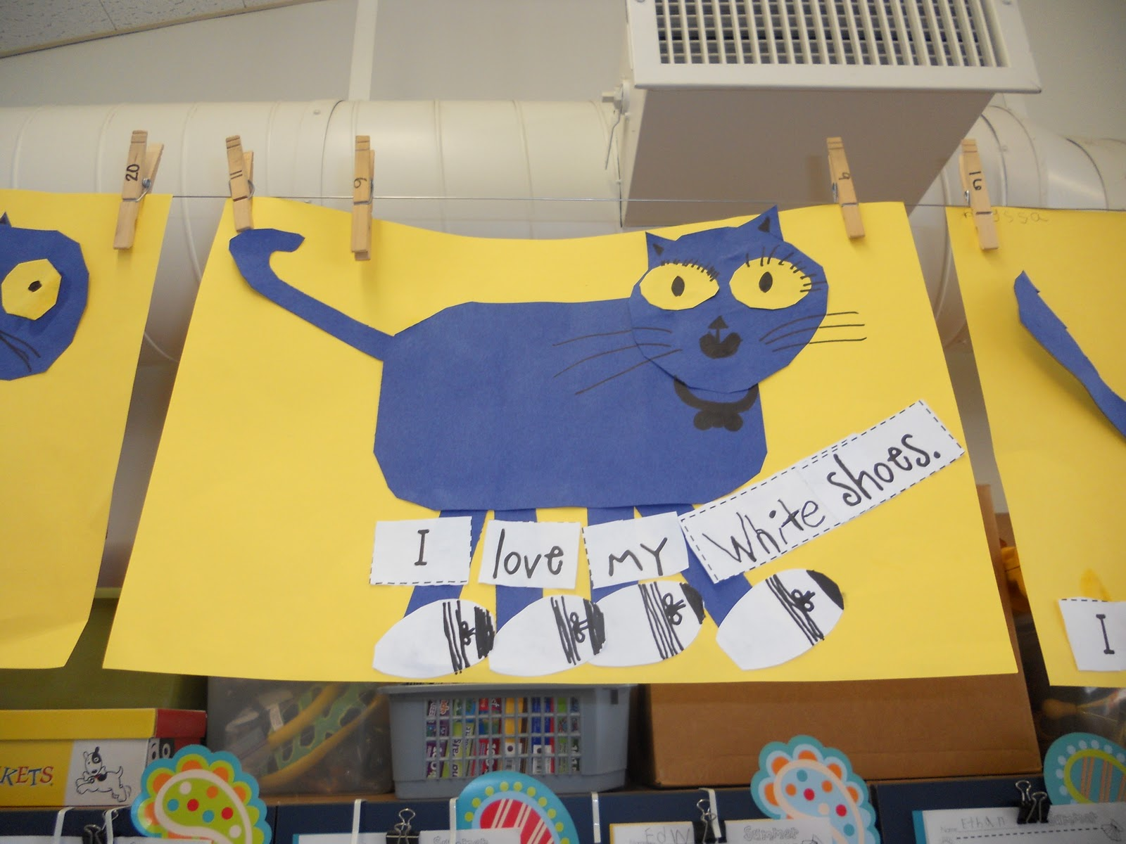 Teacher Bits and Bobs: I heart Pete the Cat!