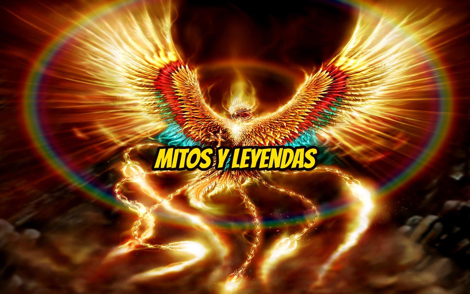 CANAL: MITOS Y LEYENDAS.