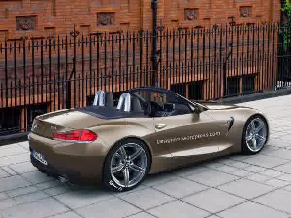 Preview BMW Z4