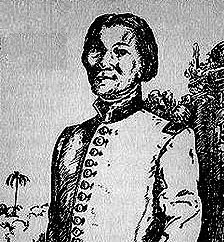 Grl Post Mortem ANDRÉS GUAZURARÍ y ARTIGAS/Comandante ANDRESITO (30/11/1778 - 1821) HÉROE NACIONAL.