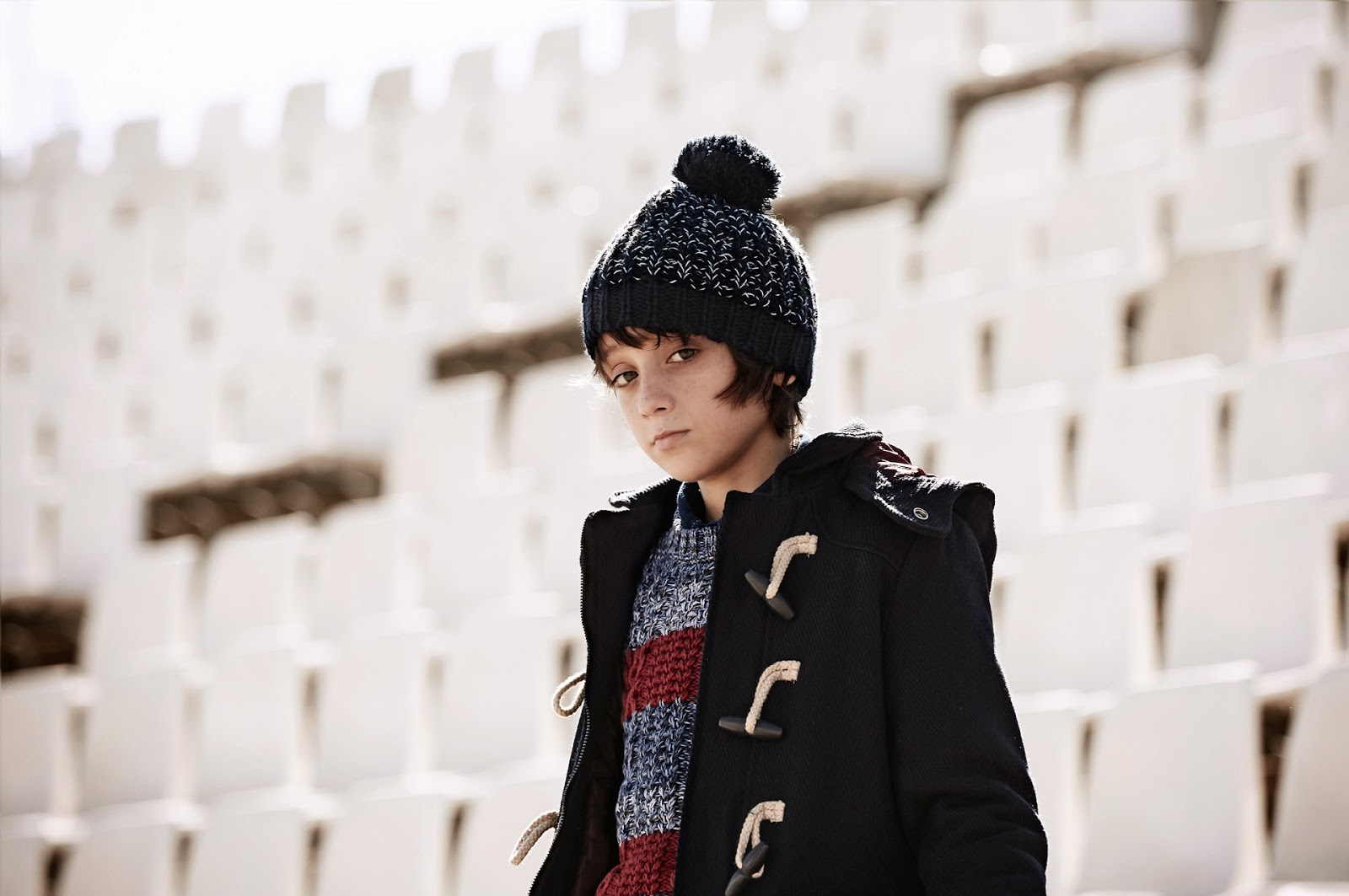 Mango Kids 'The Cycle Track' Lookbook Fall/Winter 2014