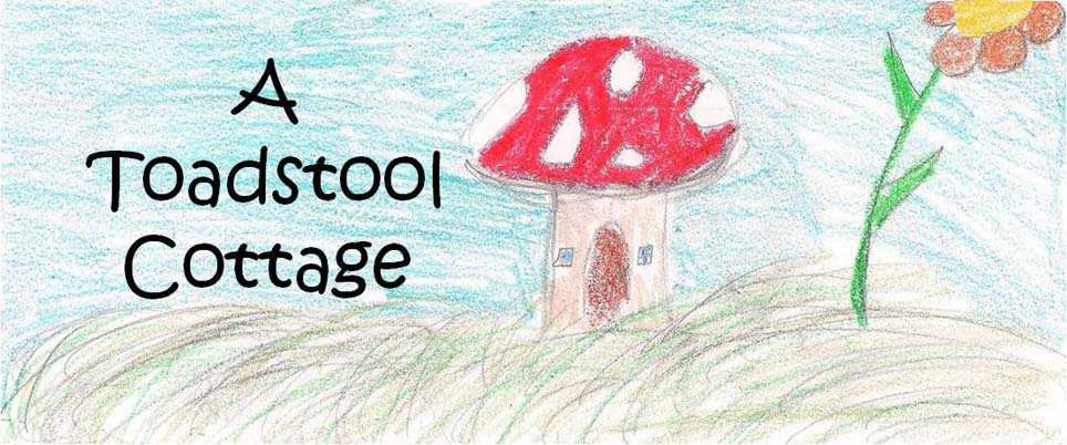 A Toadstool Cottage