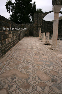ישראל בתמונות: גן לאומי כורסי