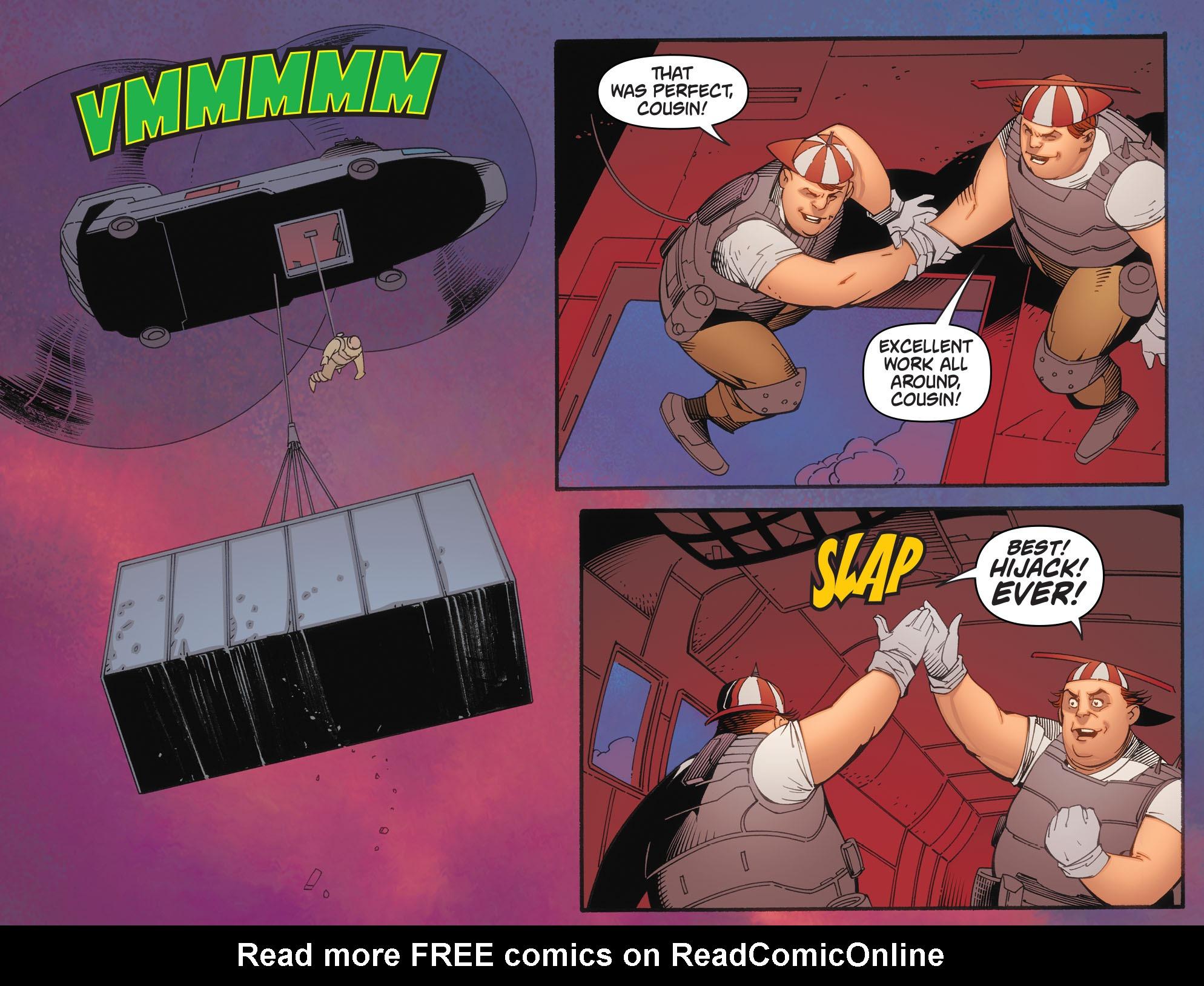 Batman: Arkham Knight [I] Issue #11 #13 - English 19