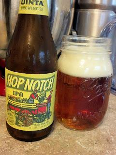 Uinta Brewing - Hop Notch IPA