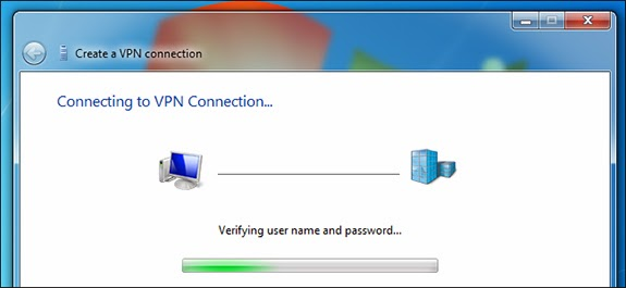 كيف تتصل بشبكة VPN