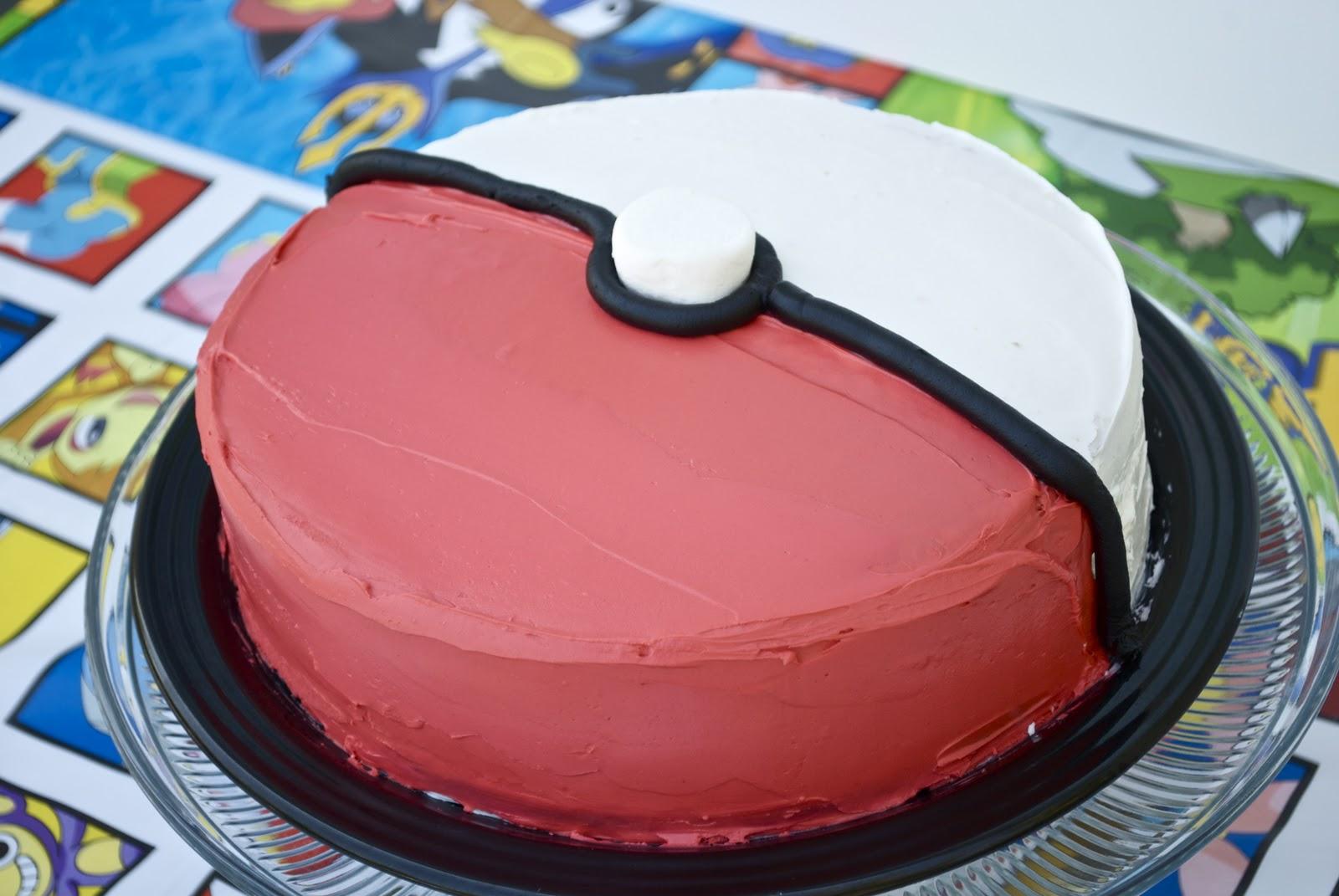 Pokemon Birthday Party A Pumpkin And A Princess