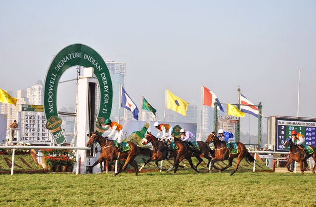 Indian Derby Weekend Festival