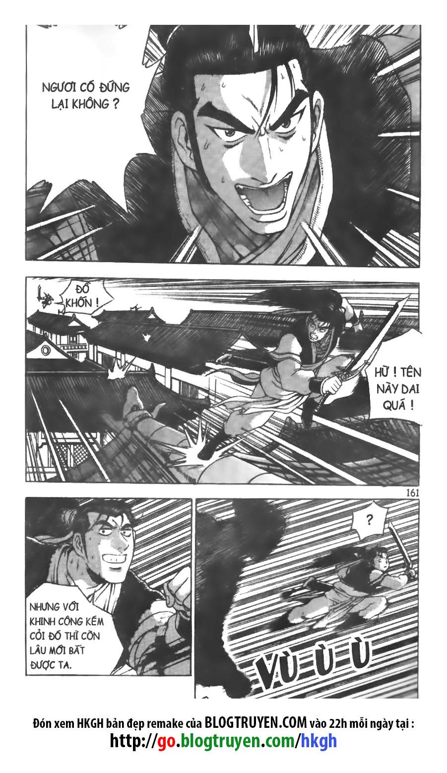 Hiệp Khách Giang Hồ - Hiệp Khách Giang Hồ Chap 235 - Pic 3