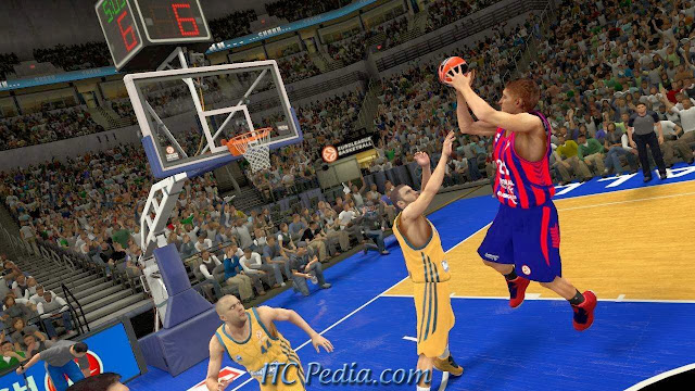 [ITC Pedia.com] [TORRENT] NBA 2K14 CRACK ONLY – FULL GAME – CRACKED – RELOADED