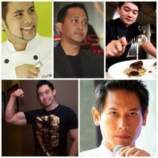 Inilah 5 Chef Ganteng Dari Indonesia idola ibu-ibu