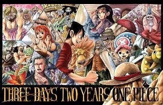 Berkumpulnya kembali Kru Mugiwara Pirates mangacomzone