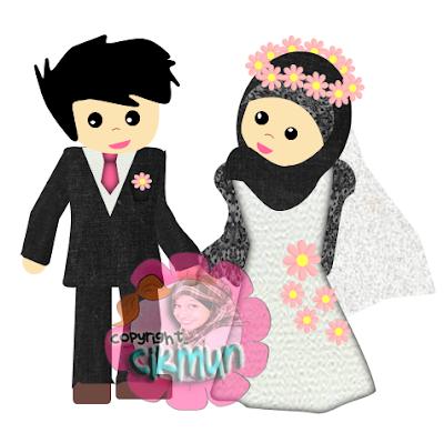 doodle, doodle simple, doodle excel, lukis guna excel, doodle kucing, doodle muslimah, doodle couple, doodle wedding,