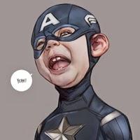 Capitán América Bebe