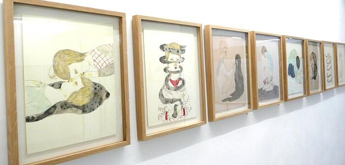 Allyson Mellberg @ Galerie LJ
