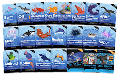 All books Learn IOS by Ray Wenderlich Swift 4.2 And IOS 12
