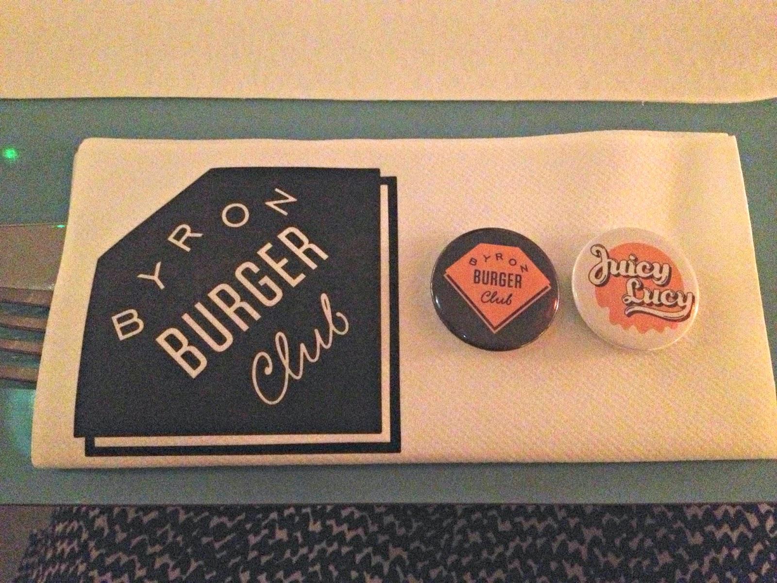 Byron Juicy Lucy Burger Club