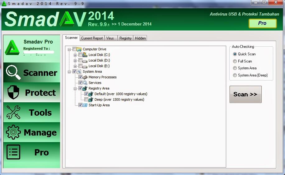 Download Smadav 9.9.1 Final Full Keygen