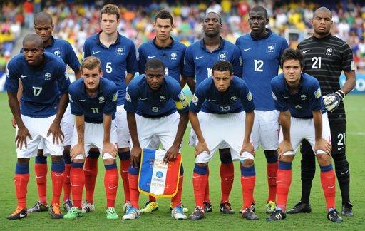 Skuad Pemain Prancis U-20