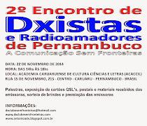 2º ENCONTRO DE DXISTAS E RADIOAMADORES