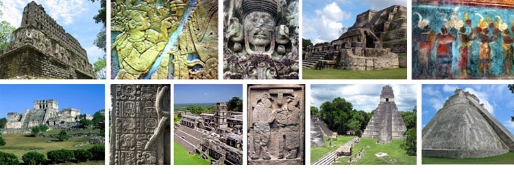 Carolina campos blog historia del arte universal era la for Informacion de la cultura maya