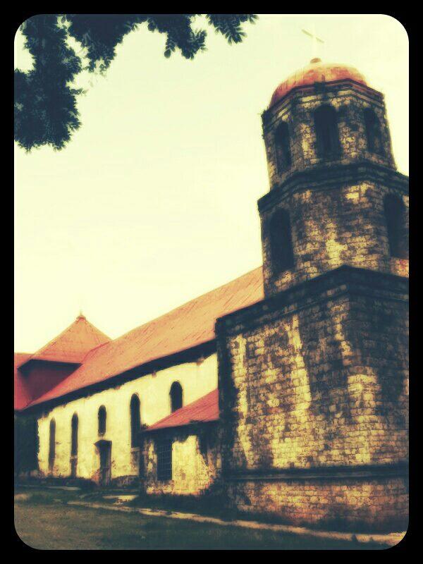 Philippines, lazi, church, siquijor