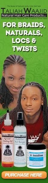 Black Earth Products - Taliah Waajid Natural Hair Care