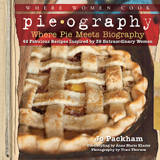 Pieography by Jo Packman