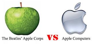 Apple dos Beatles agora pertence a Apple Computer