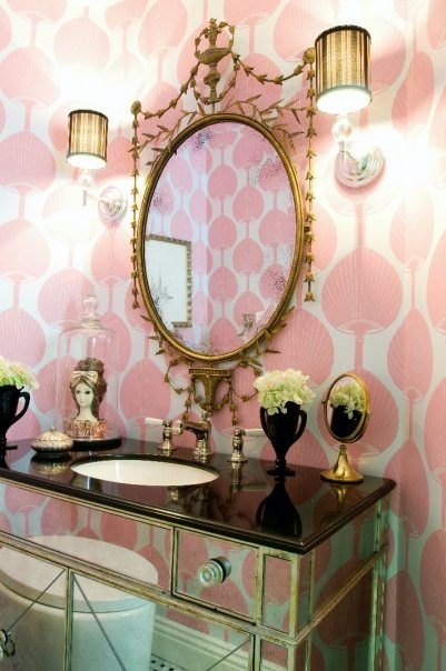 To Da Loos Cool Blogger Amp Celebrity Bathroom Suzanne Marques