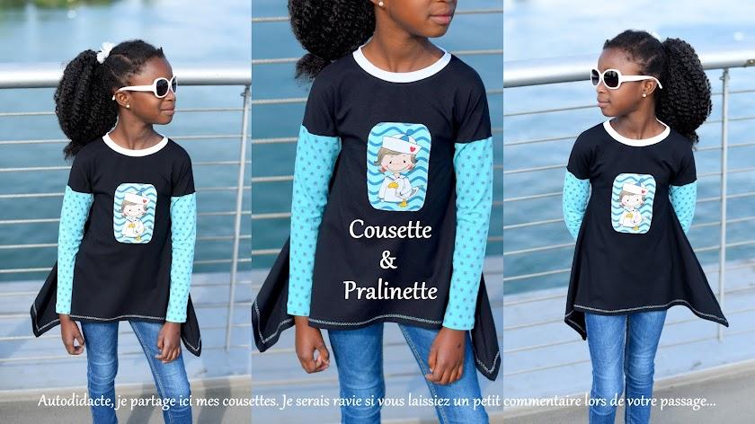 Cousette & Pralinette