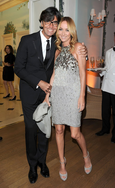 Fashion - Gucci Couple, CEO Patrizio di Marco and Creative Director Frida Giannini