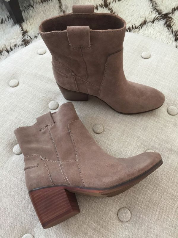 Fall fashion - Vince Camuto Maves Bootie