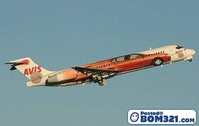 Kapal Terbang Dengan Grafik Yang Menarik