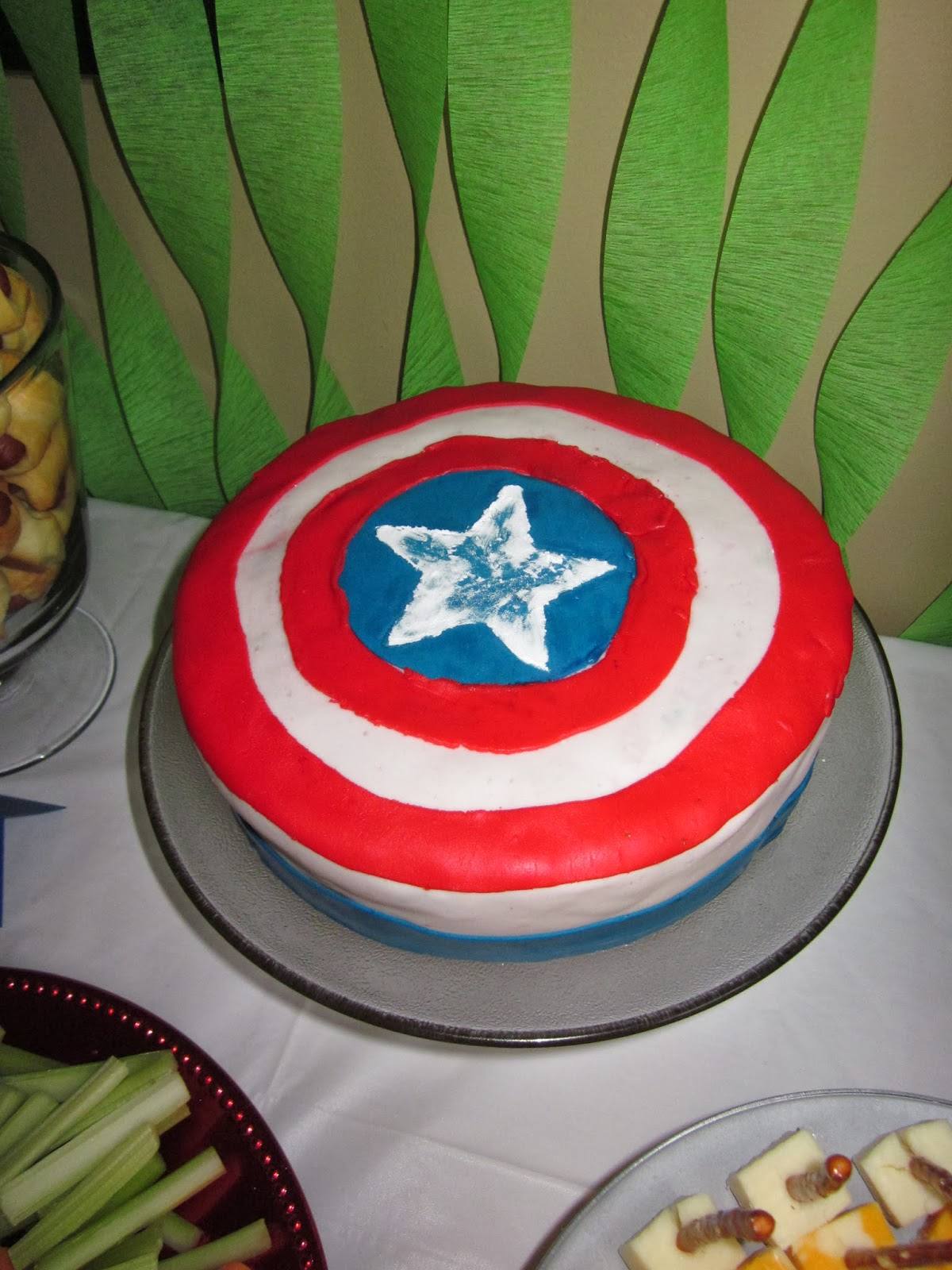 Proverbs 31 Mom: Avenger s Birthday Party
