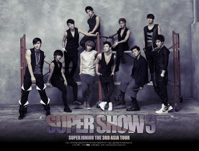 Lirik Lagu Super Junior Way For Love