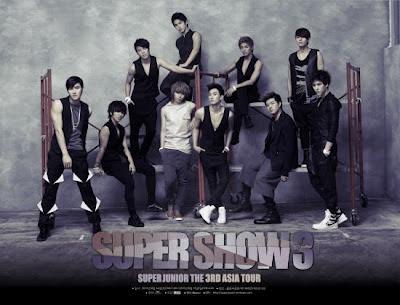 Lirik Lagu Super Junior Way For Love