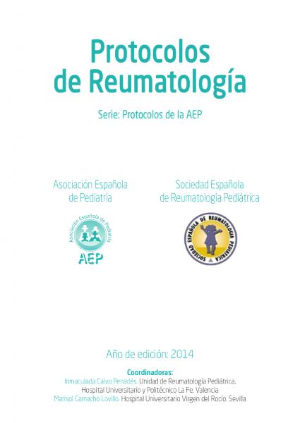 Protocolos de Reumatología PDF 2014