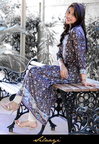 Silaayi Winter Dresses 2013