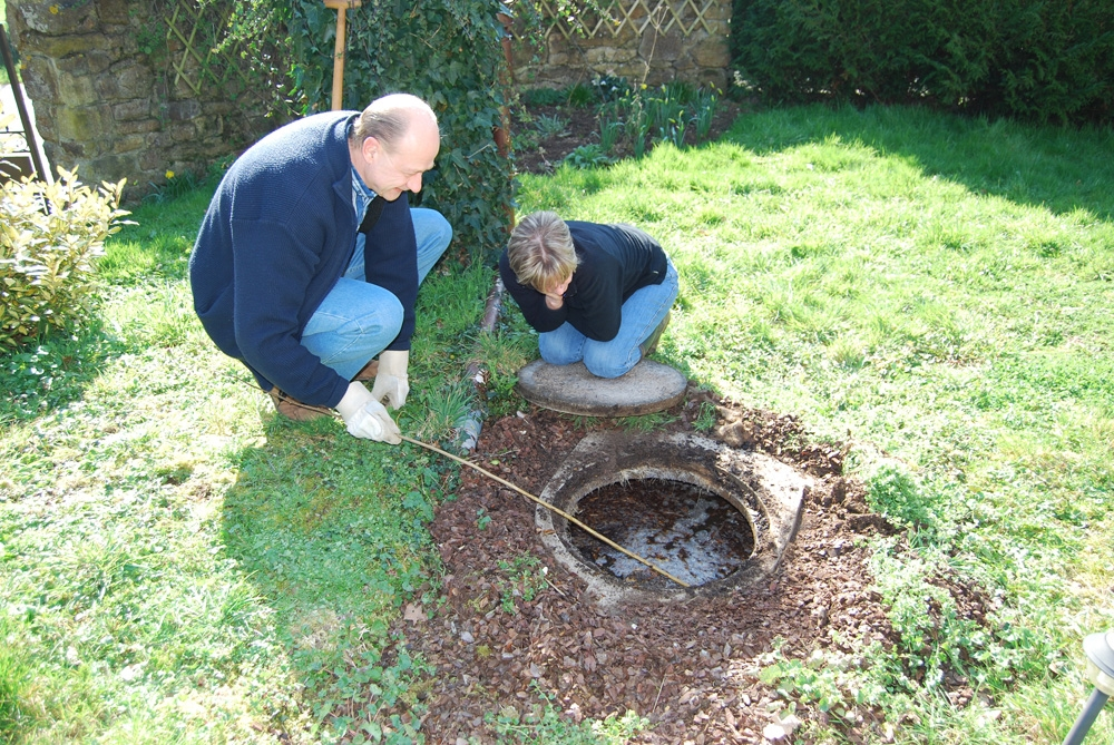 Chateau Moorhen Septic Tank Saturday