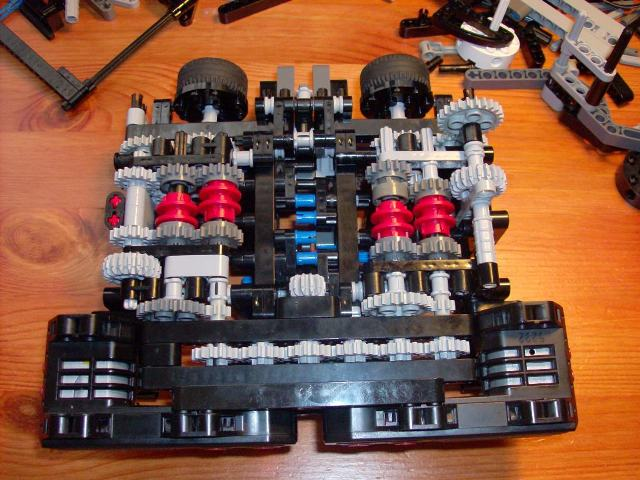 Porsche lego technic