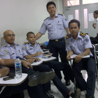 Pak ketua and friends , ....