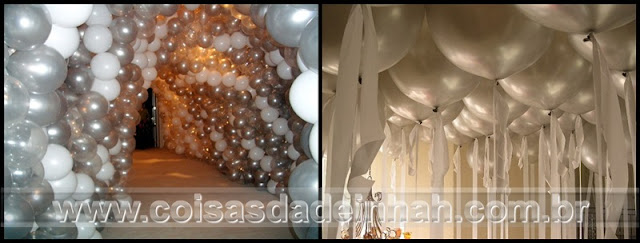 decorao bales casamento wedding ballons