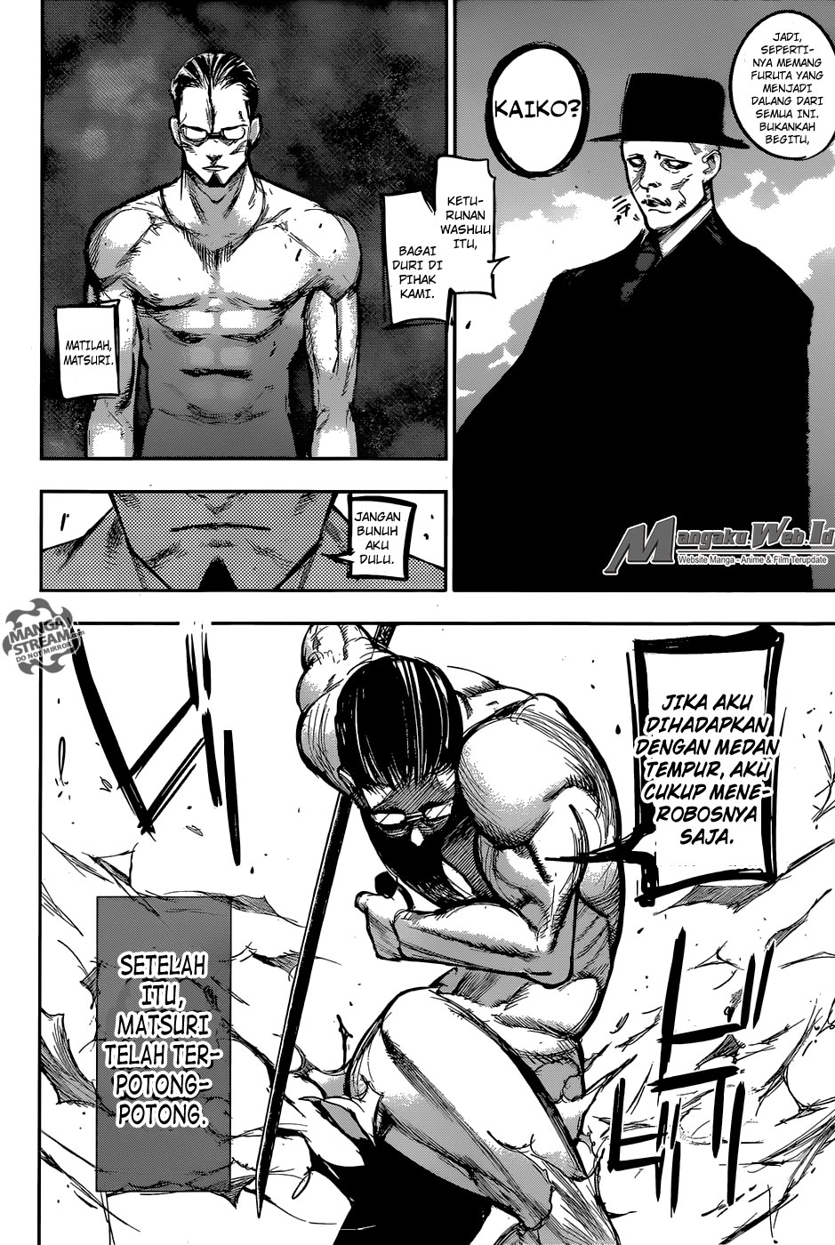 Tokyo Ghoul:re Chapter 116-5